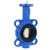Multi standard Aluminum body Wafer Butterfly Valve