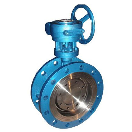 Flange Type Wafter Type Triple Concentrice Butterfly Valve