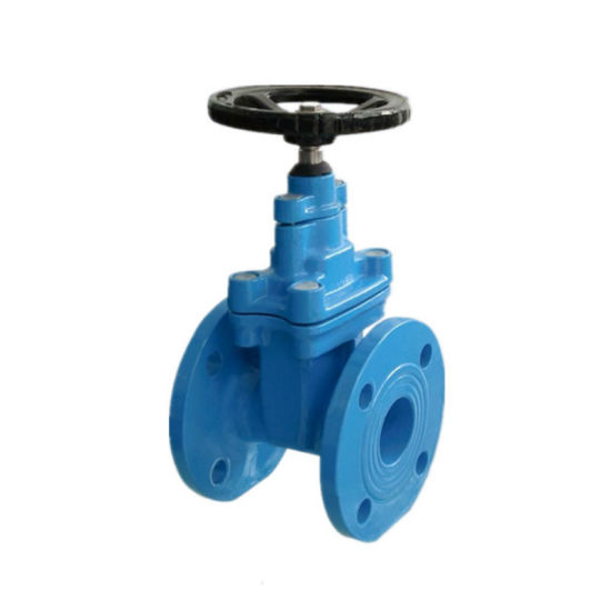 BS5163 Risilient Seat Non-Rising Stem with Changeable O-Ring Gate Valve