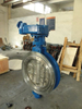 Water Gas Lug Type High Performance Triple Eccentric Butterfly Valve