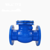 Cast Iron Ball Valve Flanged Type DIN Pn16 Ce Approval