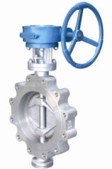 Lug Type High Performance Butterfly Valve with Ce Approval