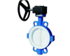 DIN ANSI JIS API Worm Gear Wafer Lt Butterfly Valve Dn250 Good Price Butterfly Valve