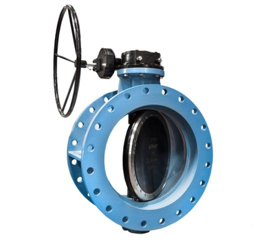 DIN API Turbine Flange Butterfly Valve for Water